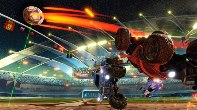 rocket league he shoots he scores 1