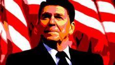Ronald Reagan was perfecte marketing-celebrity