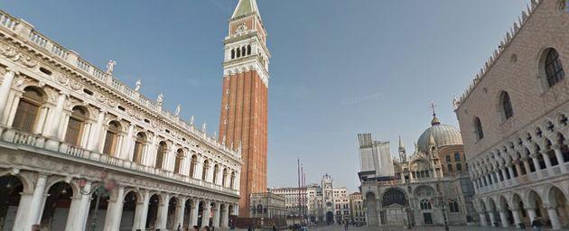Rondkijken in Venetië vanuit de rugzak van Google