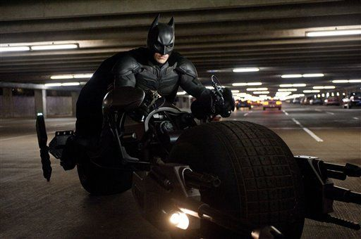 Rotten Tomatoes weigert verdere reacties op 'Dark Knight Rises'