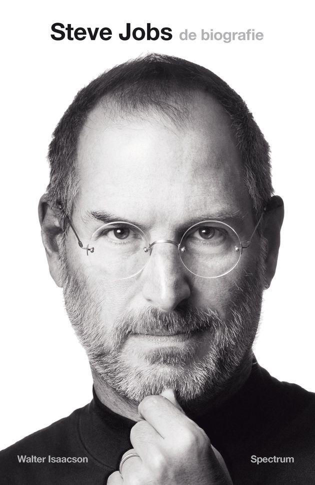 #RTfun: Maak kans op 1 van de 10 exemplaren 'Steve Jobs, de biografie'