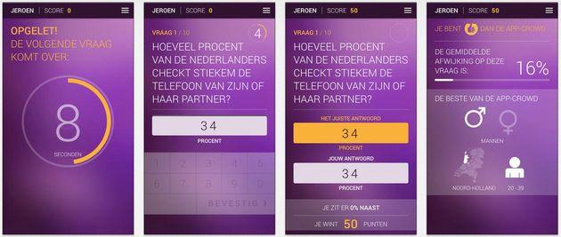 RTL Beat The Crowd, audio watermarking in de huiskamer
