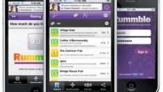 Rummble: locatie check-in en review met één simpele tweet