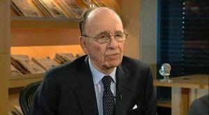 Rupert Murdoch start het nieuwe jaar Twitterend