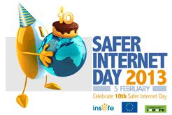 Safer Internet Day in teken van 'Connect with Respect'