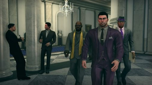 Saint's Row IV: It's that time again, mr. President
