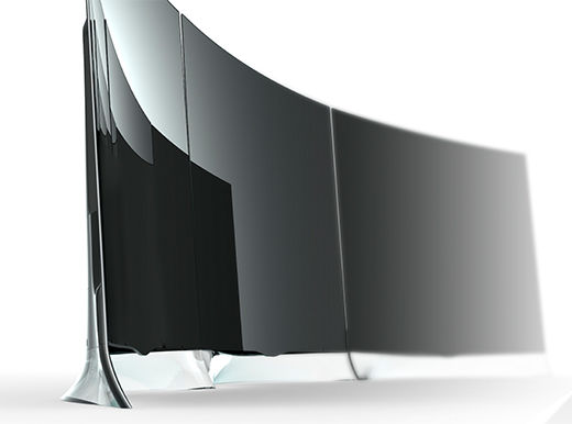 Samsung en LG betreden Nederlandse markt met Curved OLED TV's
