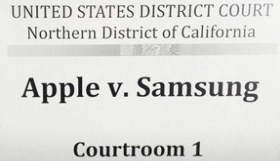 Samsung moet Apple 1 miljard dollar betalen