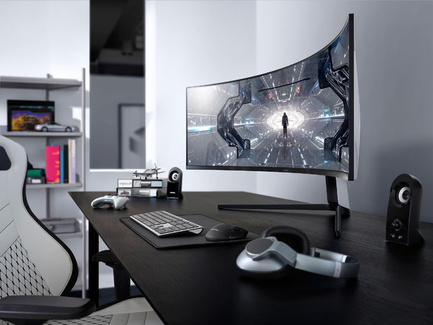 Samsung Odyssey CES 2020