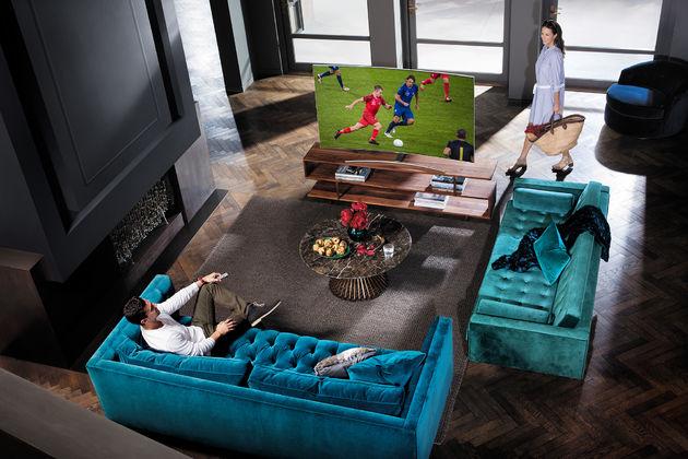 Samsung-QLED-Voetbal