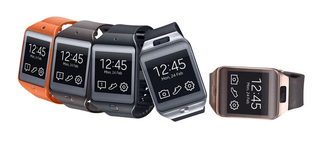 Samsung's nieuwe generatie wearable tech: Gear 2 & Gear 2 Neo