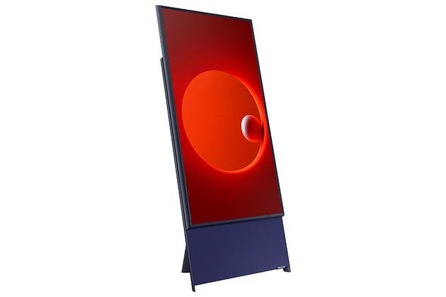 Samsung Sero verticale televisie