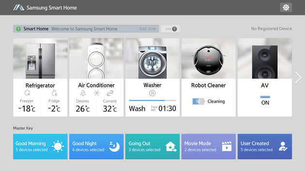 Samsung-Smart-Home-App