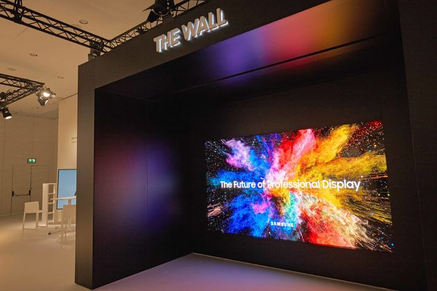 SamsungISE-THE WALL PROFESSIONAL