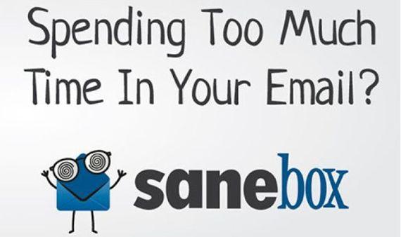 SaneBox is mijn drakendoder