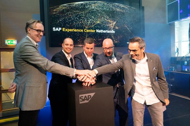SAP opent eerste Experience Center in de Benelux