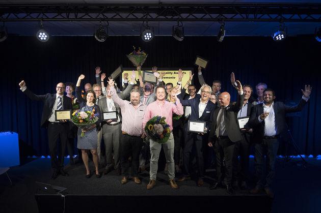 SAP Quality Awards 201647