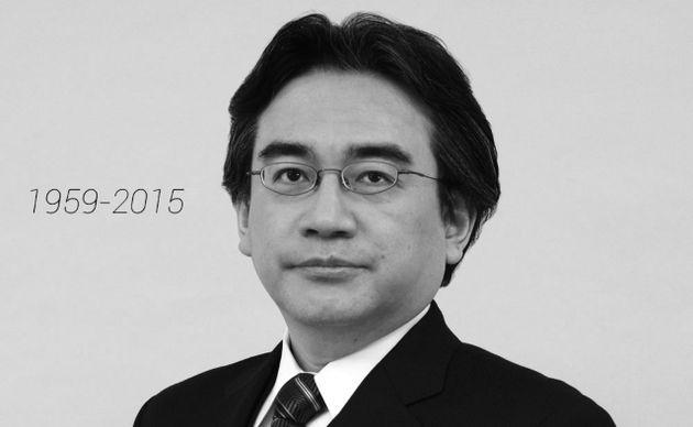 Satoru Iwata overleden afb 2