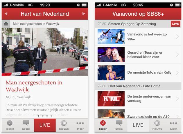 SBS wil iedereen een rijkere kijkervaring bieden met SBS6+
