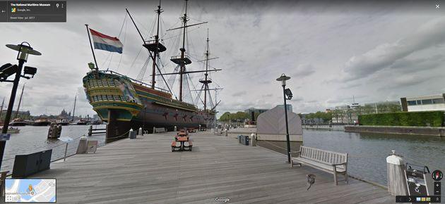 Scheepvaartmuseum-Street-View-buiten