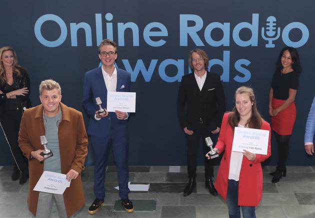 Winnaars OnIine Radio Awards 2020