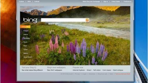 Screenshot Internet Explorer 9 uitgelekt?