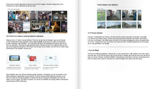 screenshotboek