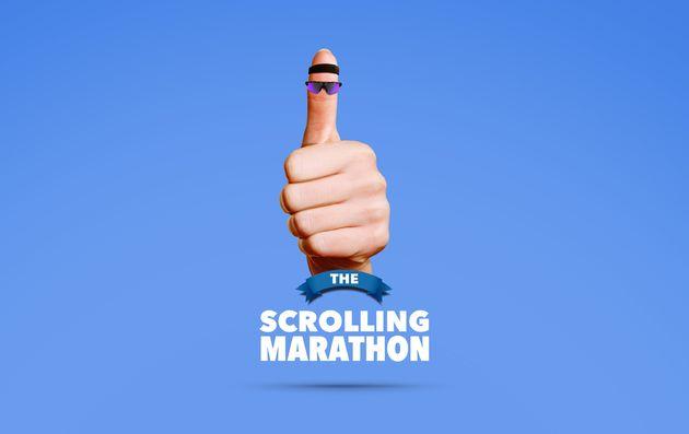 scrolling-marathon