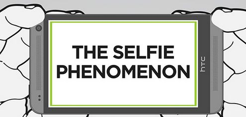 Selfie meest verspreid via Facebook [infographic]