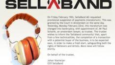 Sellaband maakt doorstart