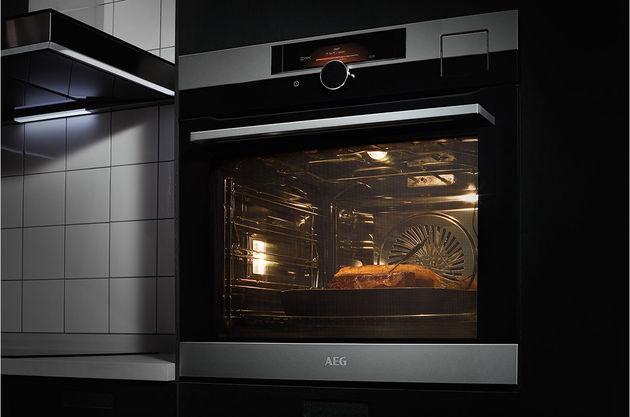Sense cook oven