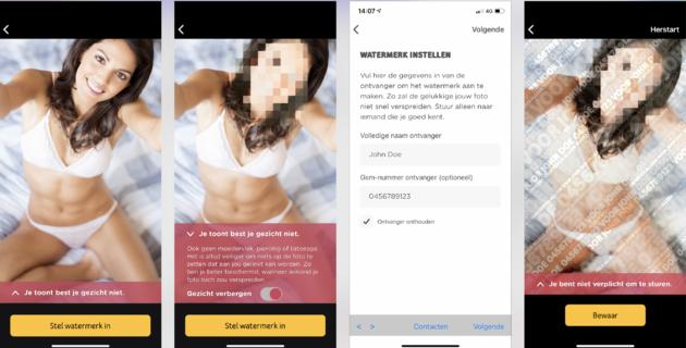 Sexting comdom