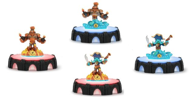 Skylanders Swap Force: mix en match je beurs leeg