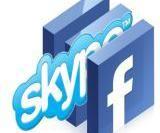 Skype gaat samenwerking aan met Facebook