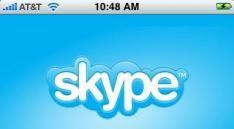 Skype vanaf morgen in de App Store