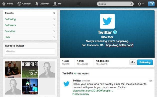 Slechts 8% van alle grote merken is overgestapt op Twitter's nieuwe design