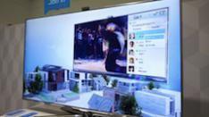 Smart TV combineert internet en TV