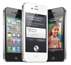 Smartphone bezitters stappen over op iPhone 4S