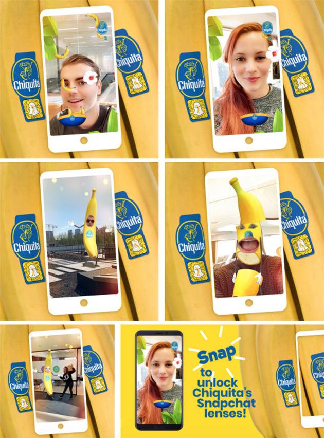 snapchat-bananas