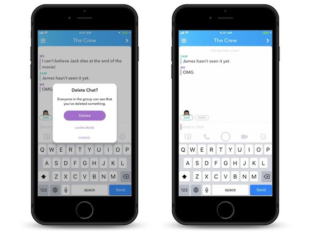 snapchat-message-delete
