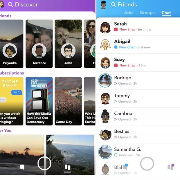 snapchat-re-redesign