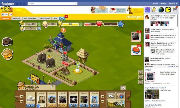 Social gaming: Google vs Facebook