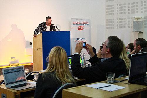 Social Media Marketing London 2012