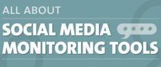 Social Media Monitoring Tools [Infographic]