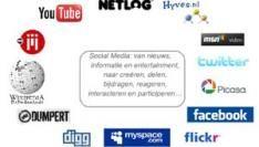 Social media zorgt voor productieve medewerkers