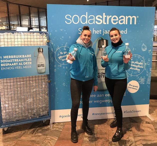 Sodastream-Rotterdam-Centraal-Station