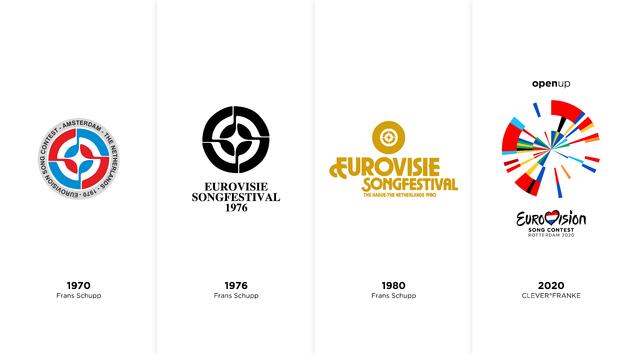 Songfestival logo Nederland
