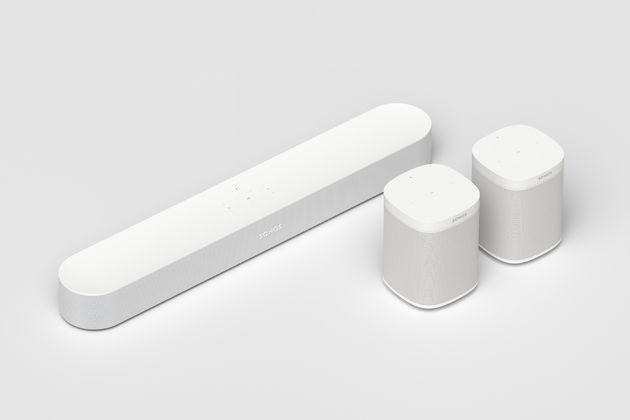 Sonos Beam speakers