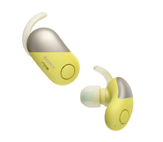 Sony-geel