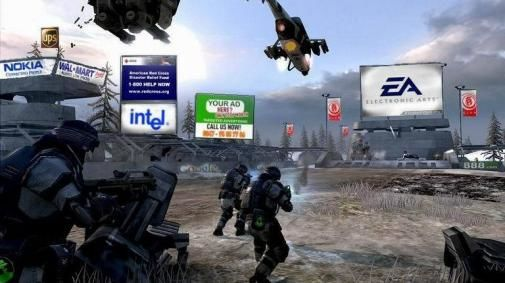 Sony introduceert dynamische in-game ads